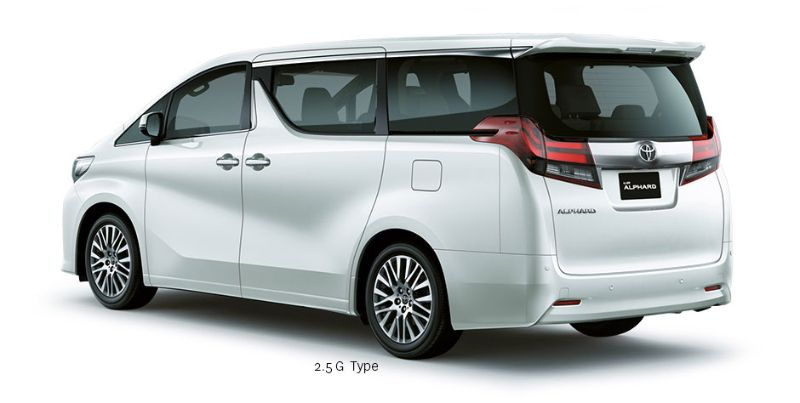 All New Alphard Grand Avanza E 1.3 M/t 2 5 G Pinterest Toyota