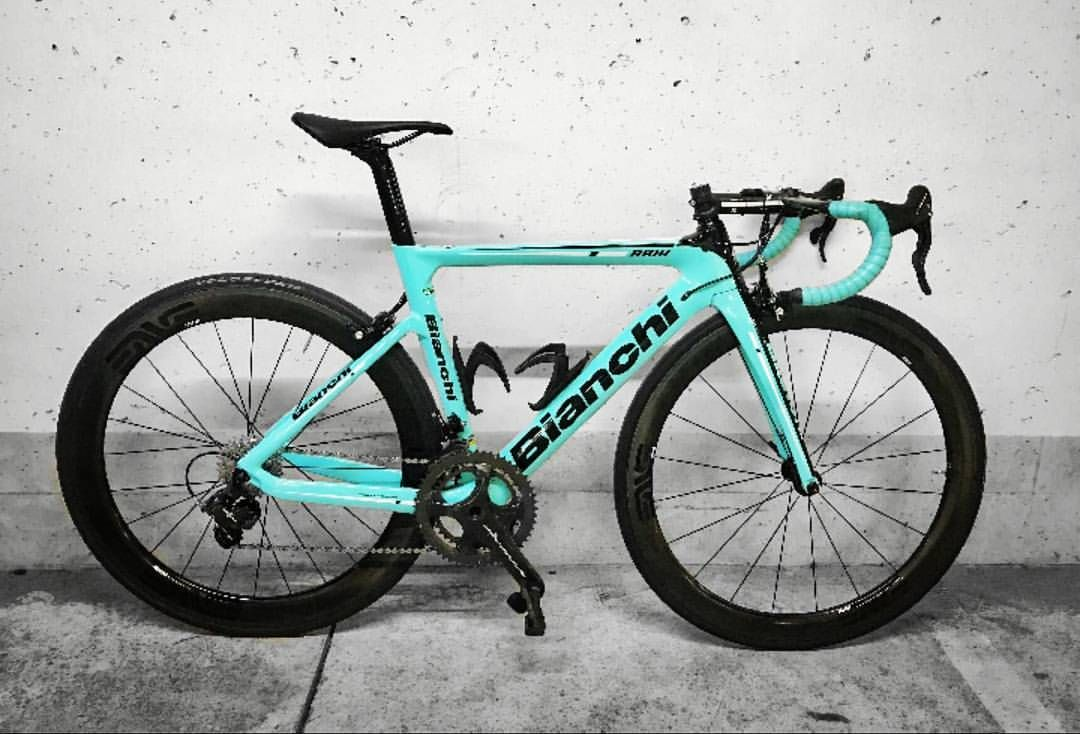 2 347 Likes 9 Comments Best Bike Kit Bestbikekit On Instagram Bianchi Aria With Campagnolo Chorus And Enve Wheels Pic Jgun Cool Bikes Bike Kit Bicycle
