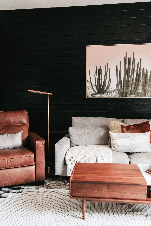 West Elm Blank Slate Reno Condo Renovation Latest Living Room Designs Decor Scandinavian Minimalism