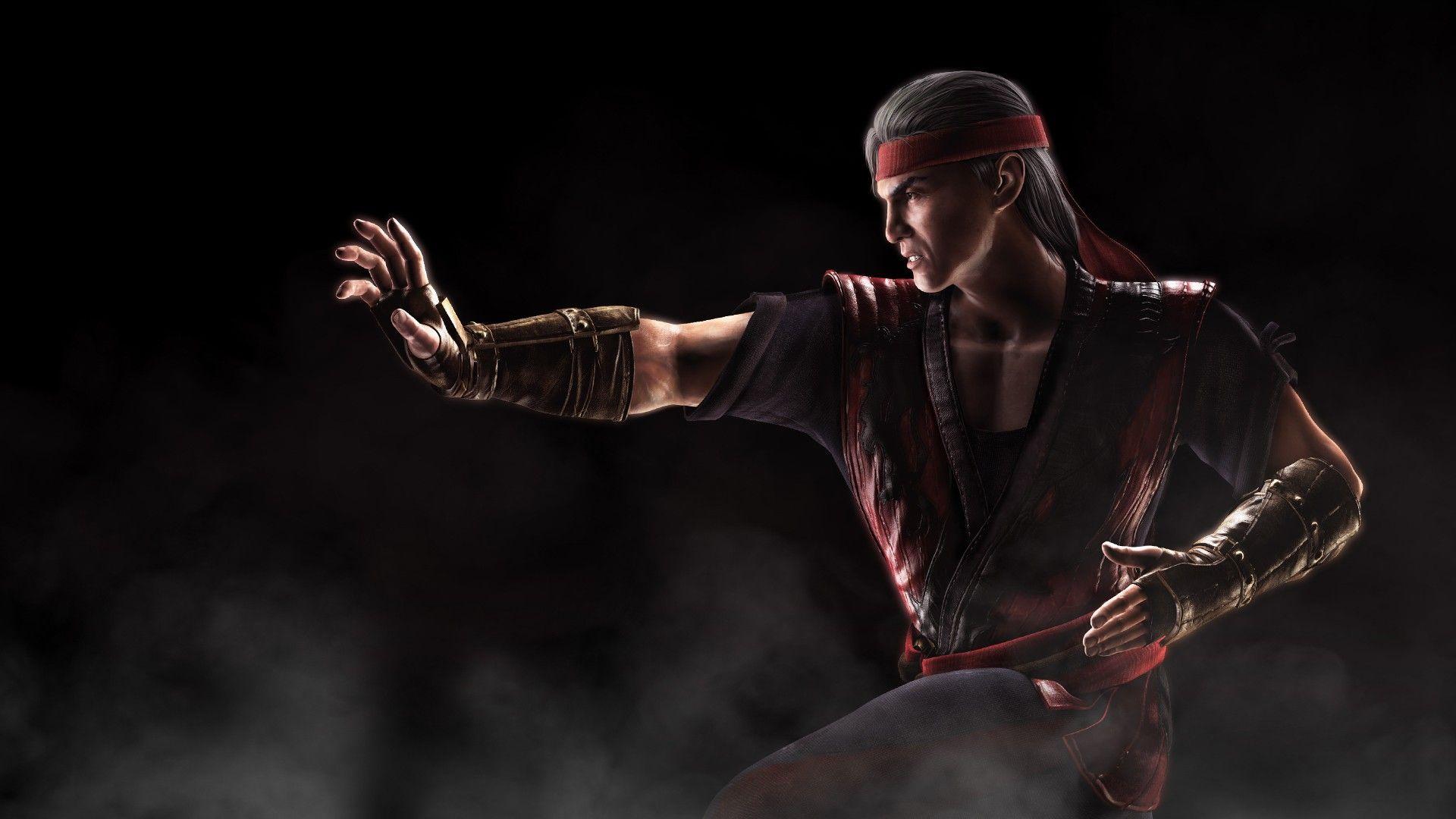 Pin By Rbw On Games Mortal Kombat X Mortal Kombat Liu Kang