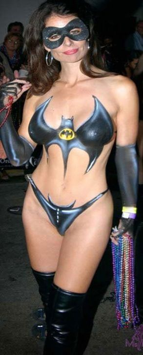 Sexy Bat Cougar Body Painting Pinterest Sexy Womens And Bats