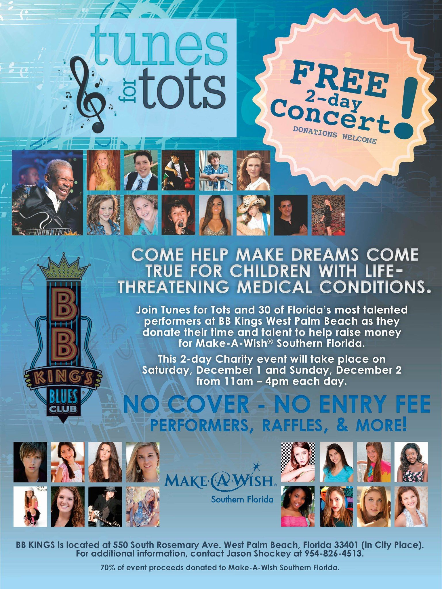 Tunes For Tots Florida Dream Team With Appearances By Sivan Tot Tune West Palm Beach