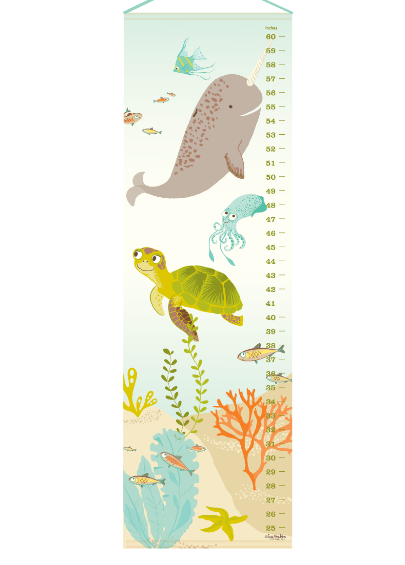 Ocean growth chart youll have boatloads of fun measuring with ocean growth chart youll have boatloads of fun measuring with our ocean growth nvjuhfo Image collections