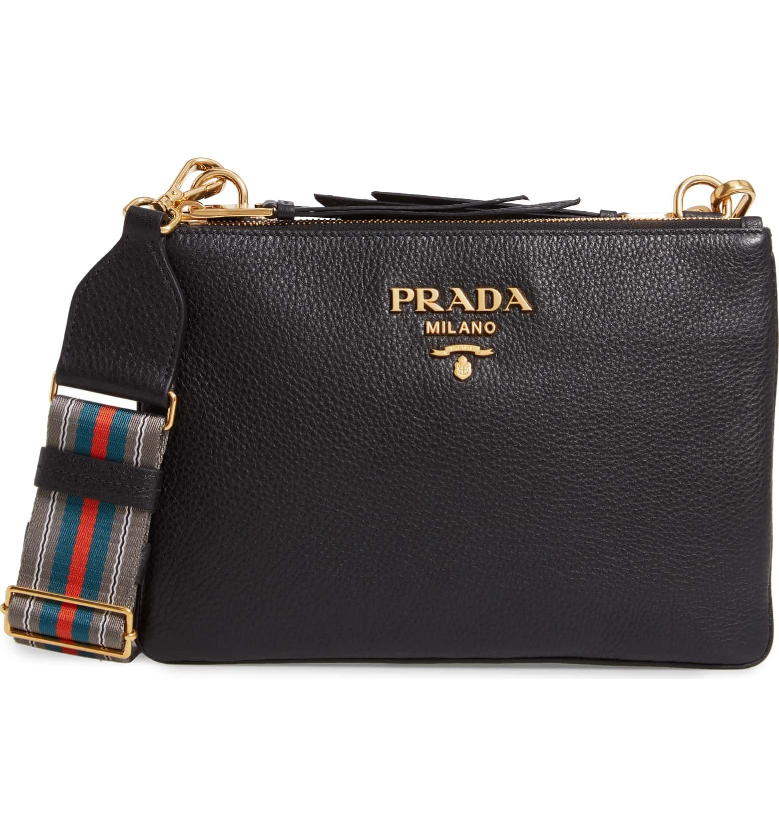 SANDY PRINTED LEATHER CROSSBODY BAG   GUESS.eu   Leather