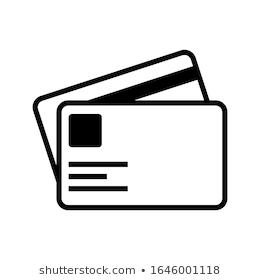 Stock Photo And Image Portfolio By Ainul Muttaqin Shutterstock Credit Card Icon Icon Credit Card