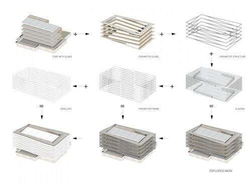 The Best Architecture Public Library Design Innovation Idea