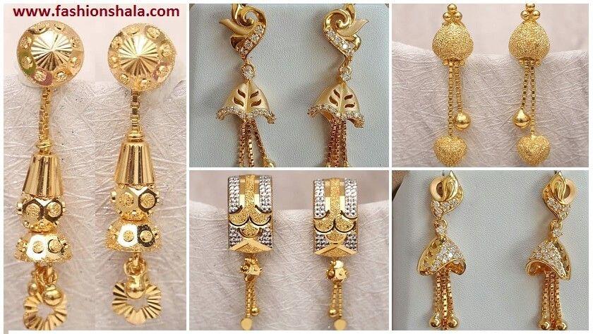 6e52fb16fb627 25 Latest designs of gold bangles - Kurti Blouse | Jewels | Gold ...