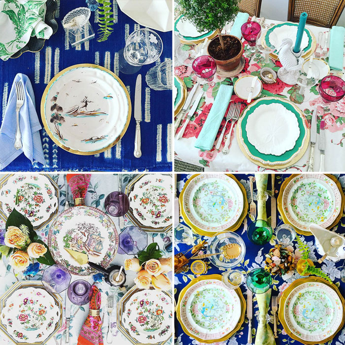 The Ultimate Guide to Setting a Gathered Table #gedecktertisch