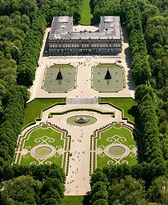 Herren Chiemsee Another One Of King Ludwigs Castles A Replication Of Versaille Patty And I Paddled Boated To The Islan Germany Castles Castle Famous Castles