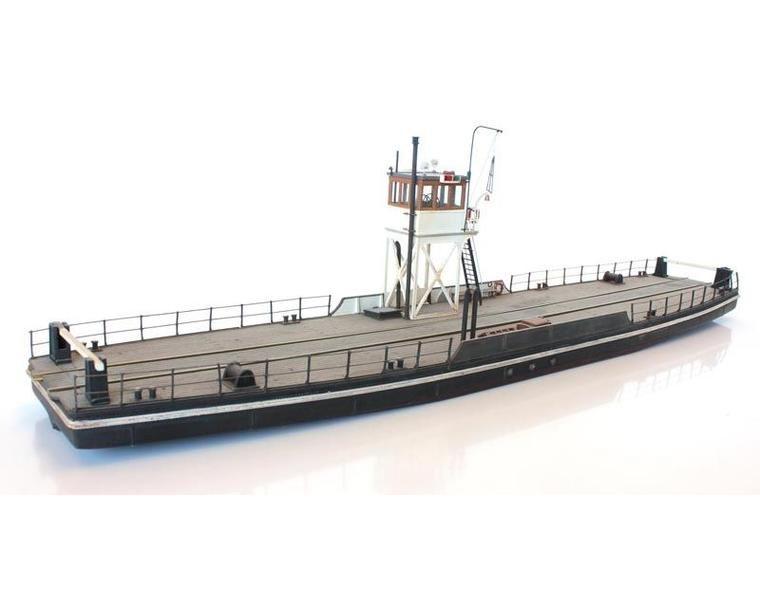 Railroad ferry   Models   Scale model ships, Model train layouts