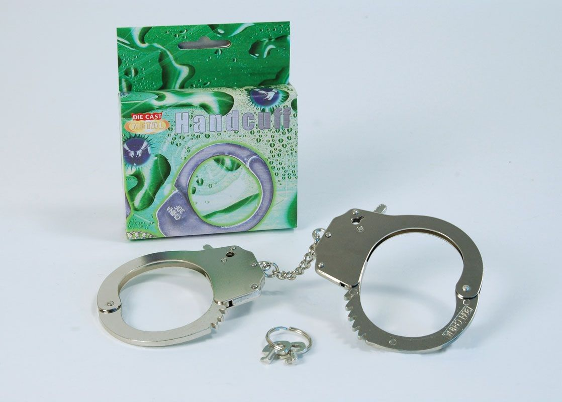 Handcuffs £3.55 : Direct 2 U Fancy Dress Superstore. Fancy Dress ...
