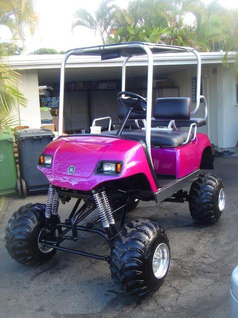 20+ Big lifted golf carts information