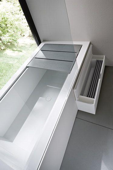 Vasca doccia combinati vasche da bagno unico vasca i doccia check it out on architonic - Vasche da bagno doccia combinate ...