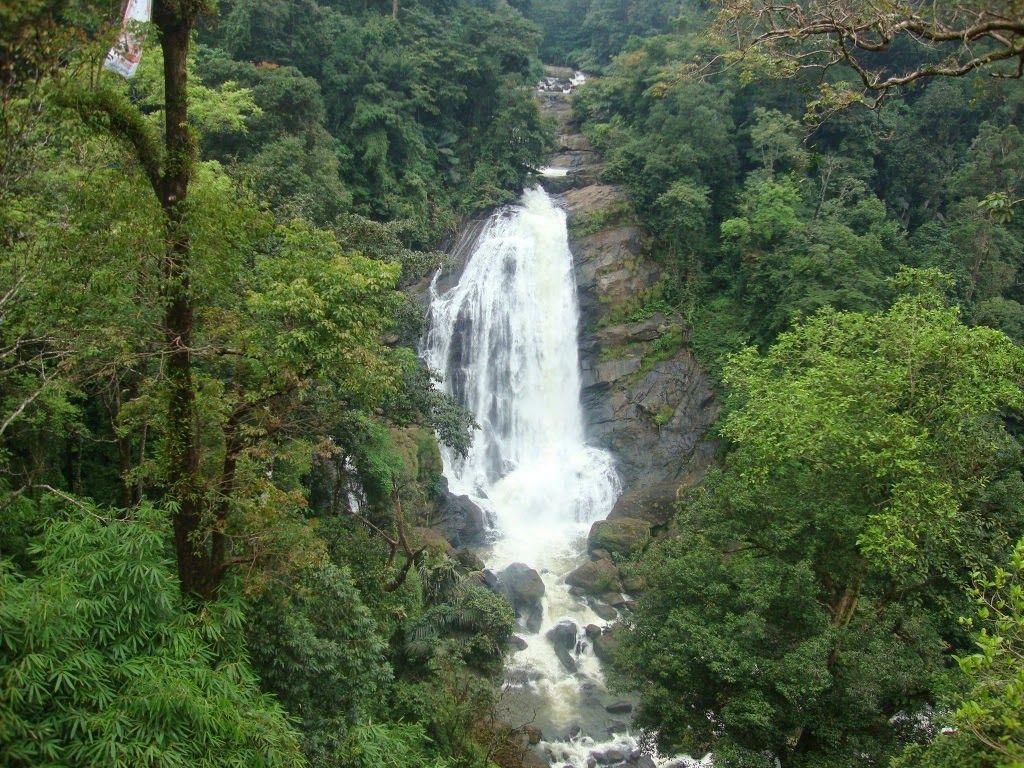 Attukal Waterfalls In Munnar