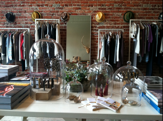 display - Shop: Undiscovered in Venice