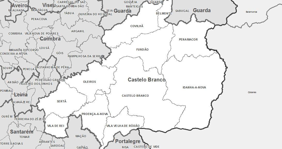 Mapa De Portugal Geografia E Turismo Das Regioes De 2020