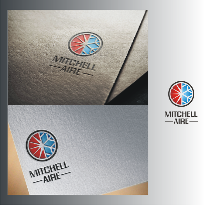 Create A Logo For An Air Conditioning Company Four Generation