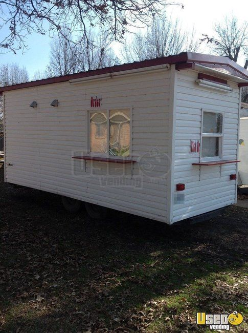 New Listing: http://usedvending.com/i/Used-20-Concession-Trailer-for-Sale-in-Missouri-/MO-P-932P Used 20' Concession Trailer for Sale in Missouri!!!