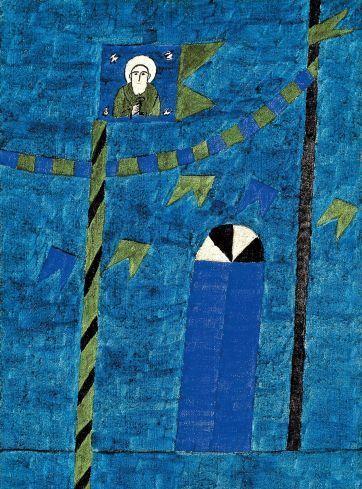 Veja Obras Do Pintor Alfredo Volpi Morto Ha 20 Anos Em 2020