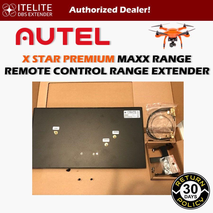 Details About Itelite Dbs Maxxrange Extender Antenna Ite Dbs06 7b Autel X Star Premium Black Antenna Ebay Antennas