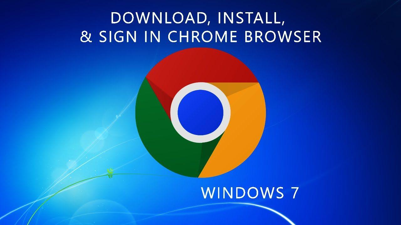 Download Chrome Browser Windows 7 64 Bit Free app store