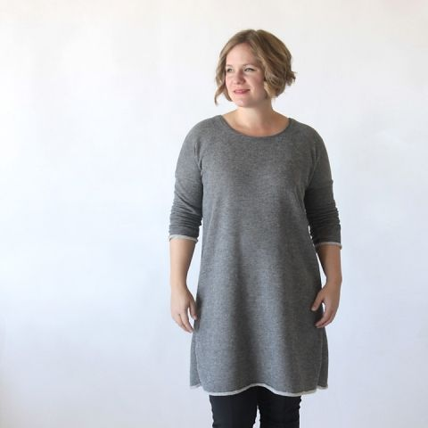 The Breezy Tee Tunic Sewing Pinterest Free Printable