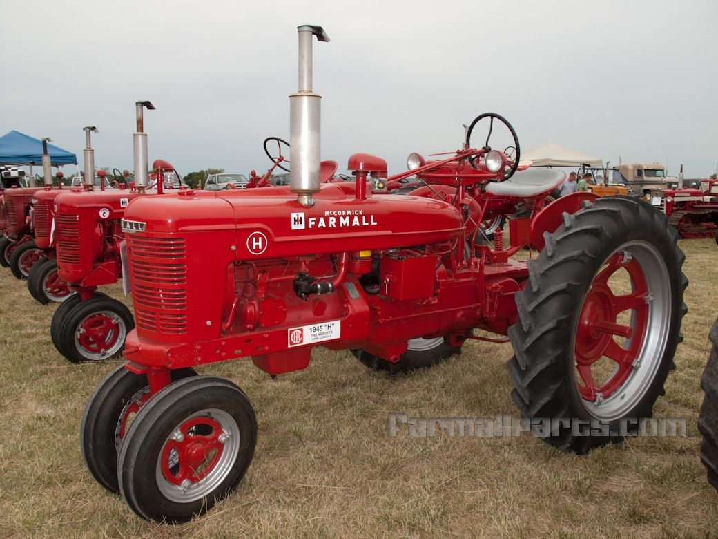 international harvester farmall 45 farmall h [ 1040 x 780 Pixel ]