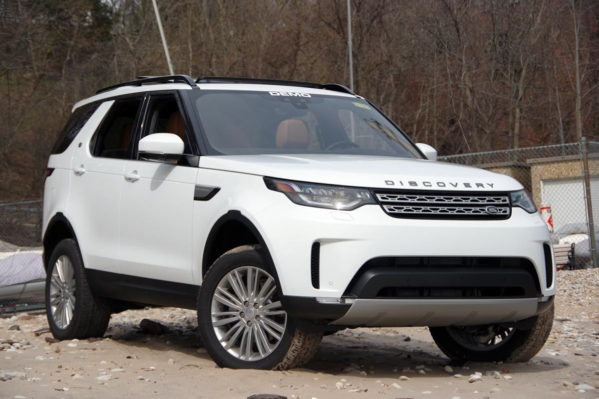 Pin On All New Land Rover Discovery