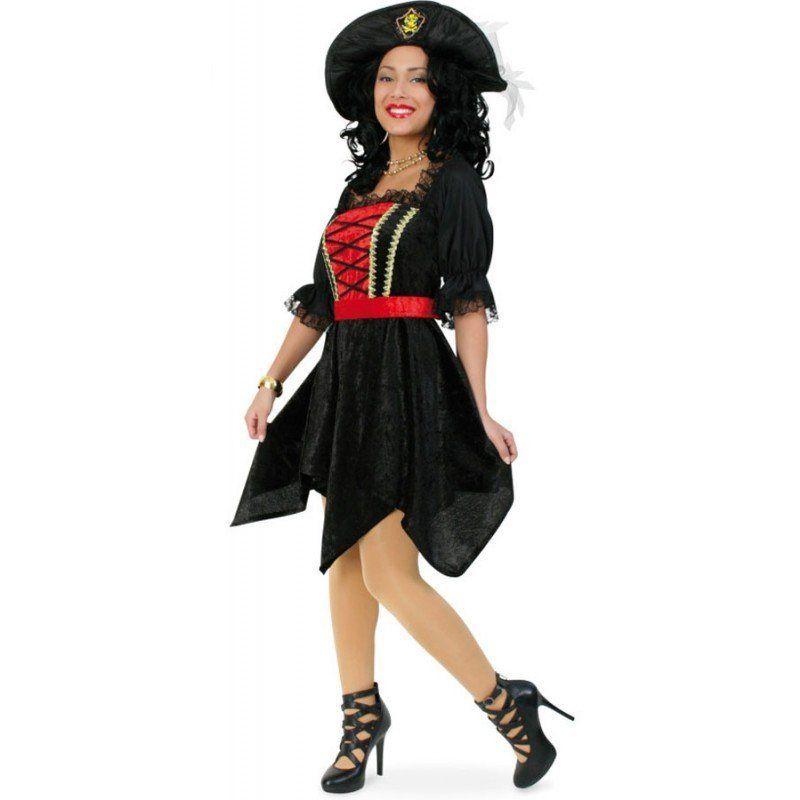 0c9b00386f5c2 Elegante Piratin Megan Damenkostüm in 2019   Fashion (latest ...