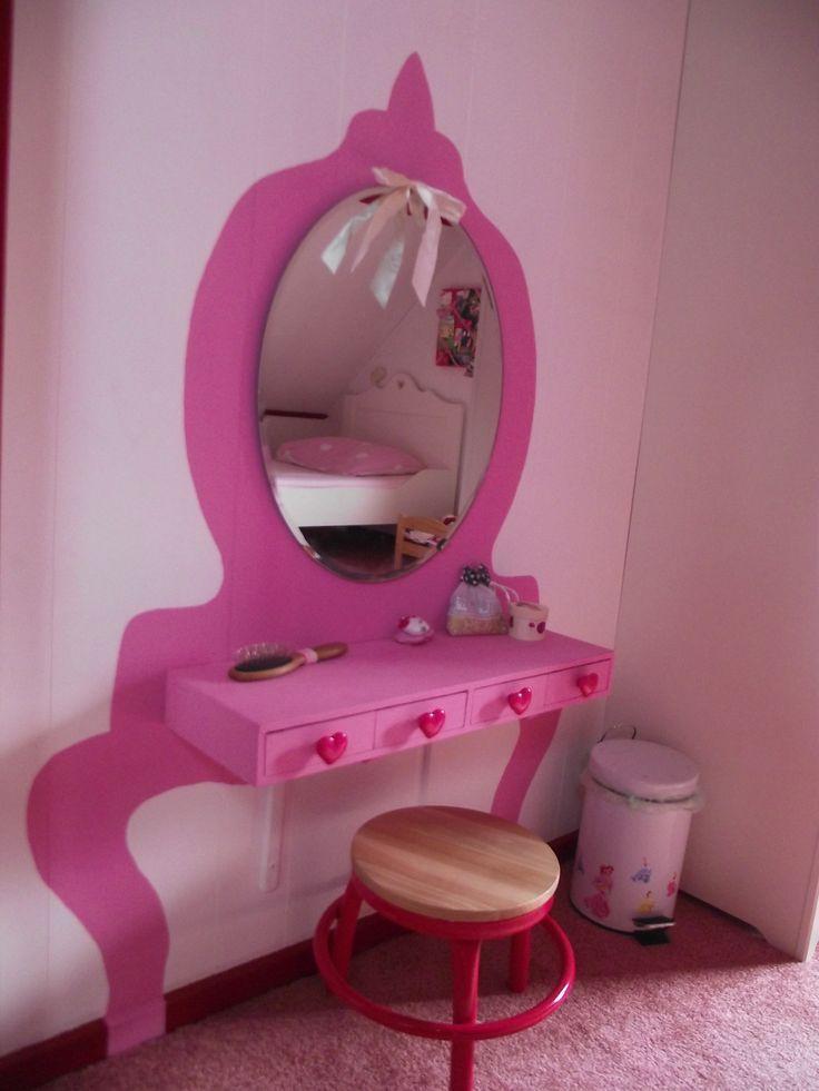 Pin de dion dion en decoratie pinterest recamara decoracion cuarto ni o y decoraci n - Tocador infantil ...