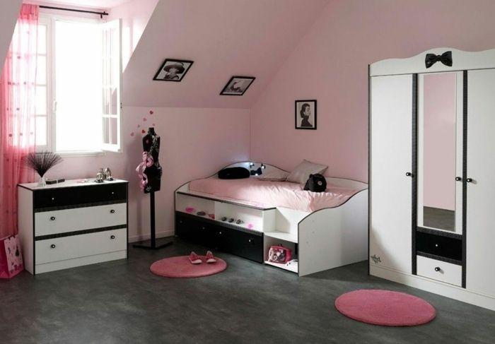 La Chambre Ado Fille 75 Idees De Decoration Archzine Fr