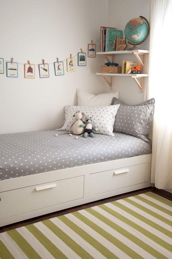 Kinderzimmer Gestalten   Kreative Ideen In Farbe | Camas, Quartos E Quarto  Infantil