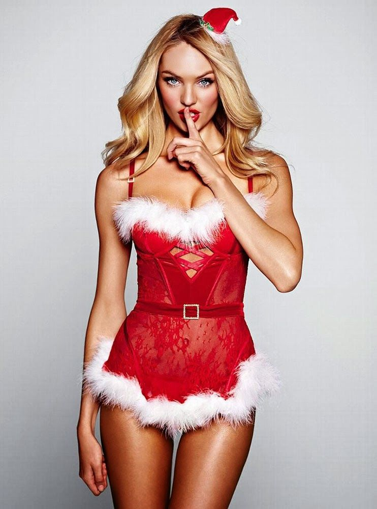 Christmas is very close, celebrate with this Sexy Little Santa Baby - Sexy  Little Things® - Victoria's Secret
