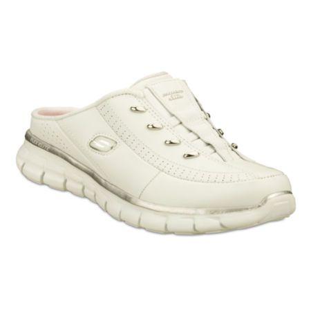 skechers open back shoes