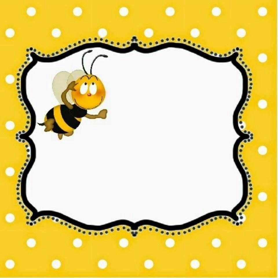 ראש השנה Bee decor, Bee printables, Bee pictures