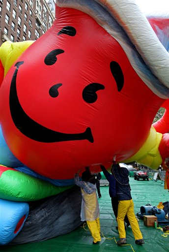 Top 10 Macys Thanksgiving Day Parade Balloon Accidents