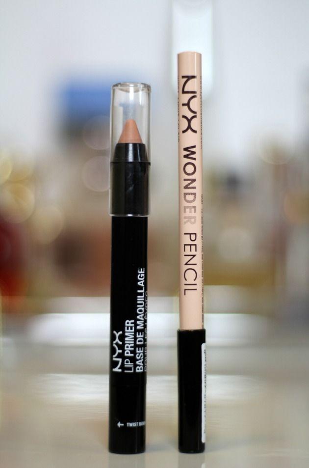 4b0d1f69f6e NYX Cosmetics: Wonder Pencil & Lip Primer   Make Up   Nyx cosmetics ...