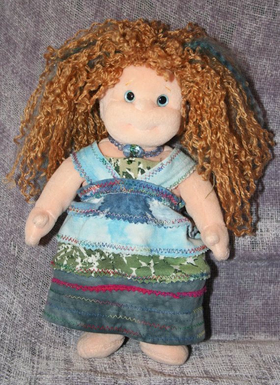 OOAK Upcycled Spirit Friend Doll by Mandy by XaraSpiritDesigns