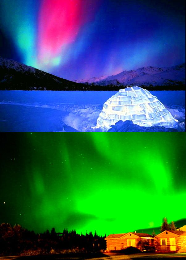 Northern Lights Light Therapy