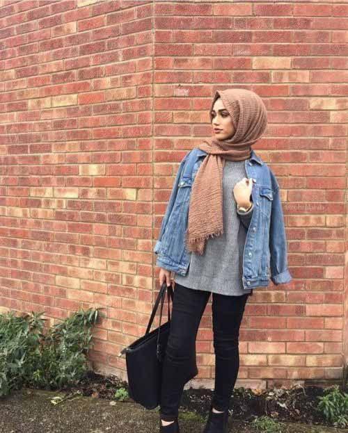 23+ Muslim Fashion Outfits Ideas