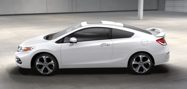 Civic Coupe 2014 Lx
