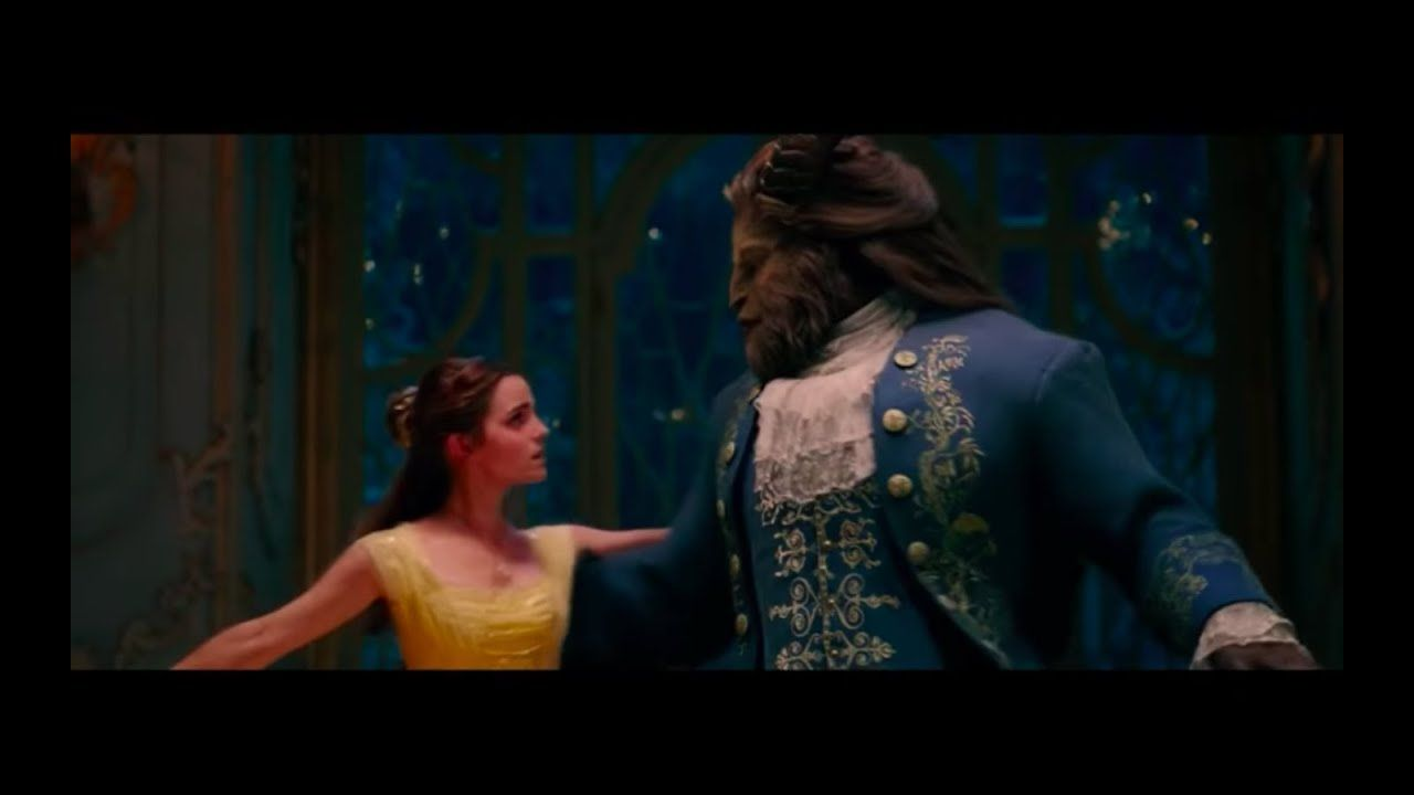 Beauty And The Beast 2017 Ballroom Dance Scene Tale As Old As