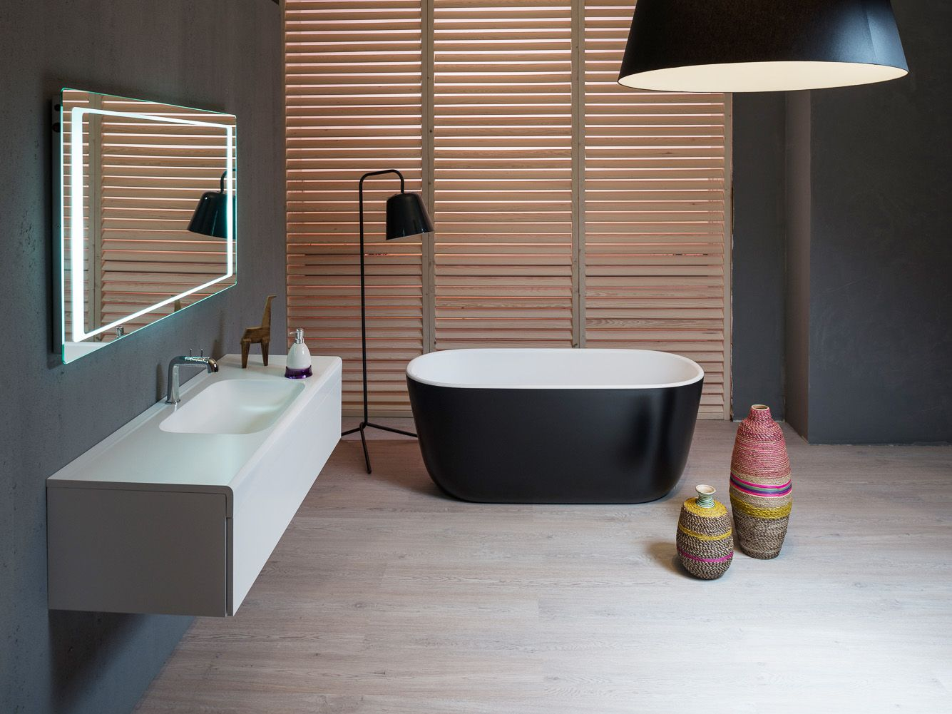 Nice tub. Trying to figure out what is the least toxic in the ...