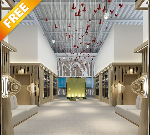 FREE SAMPLES INTERIOR VOL 05 This 3d Models Collection Is Designed For Architectural Visualizations Made In