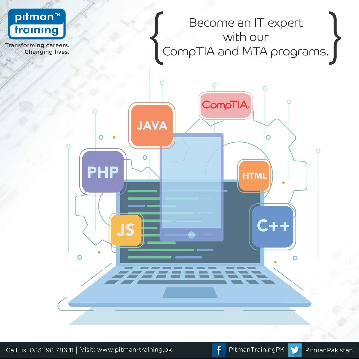 If you are looking to work in the IT industry but feel