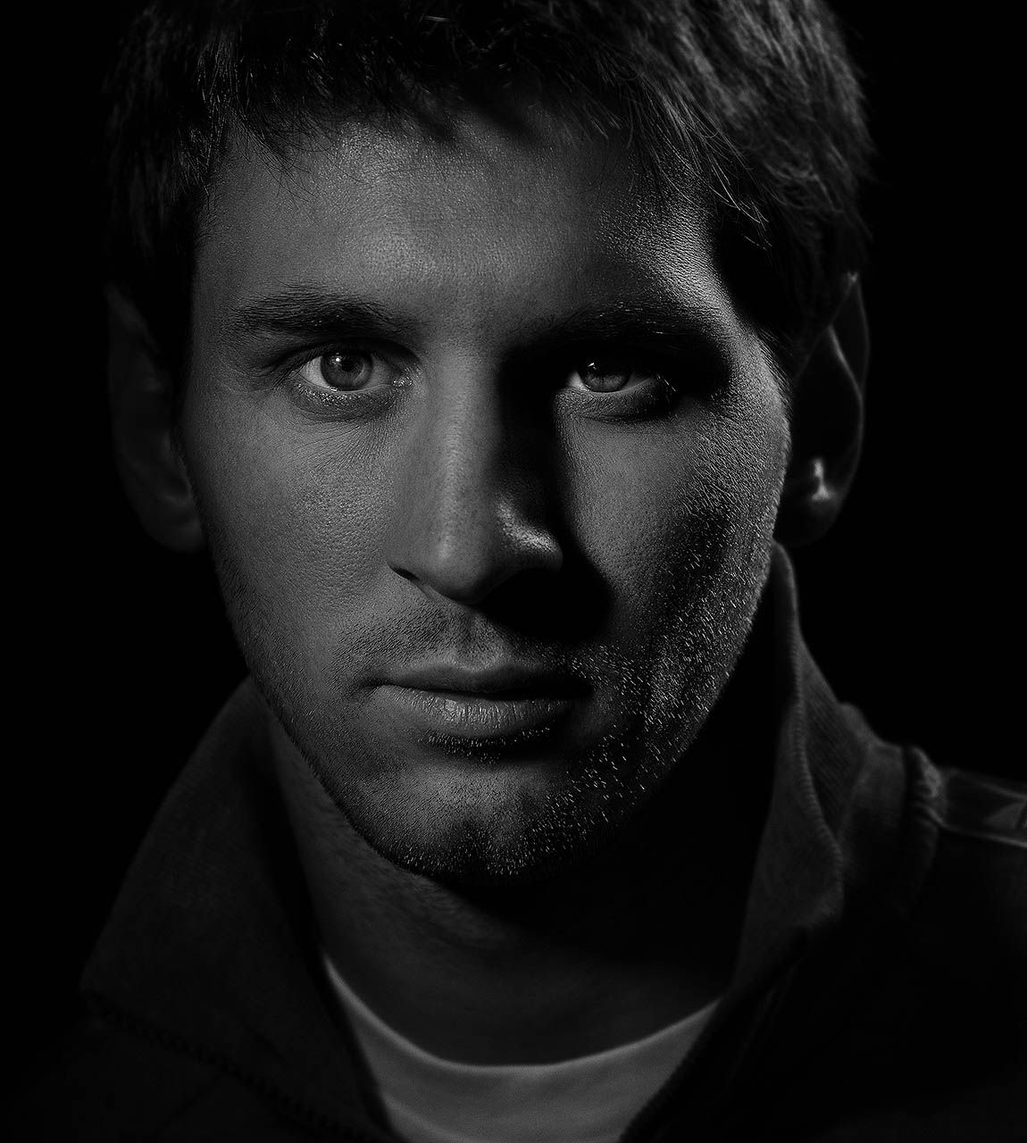 Joachim Ladefoged Lionel Messi Photography Amp Lighting