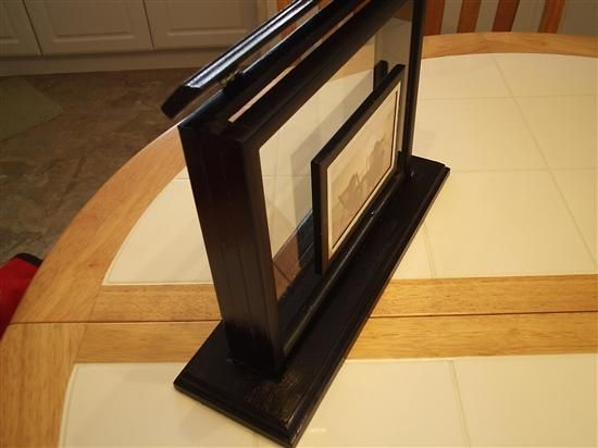 DIY Sand Ceremony Picture Frame Must Figure Out How To Make