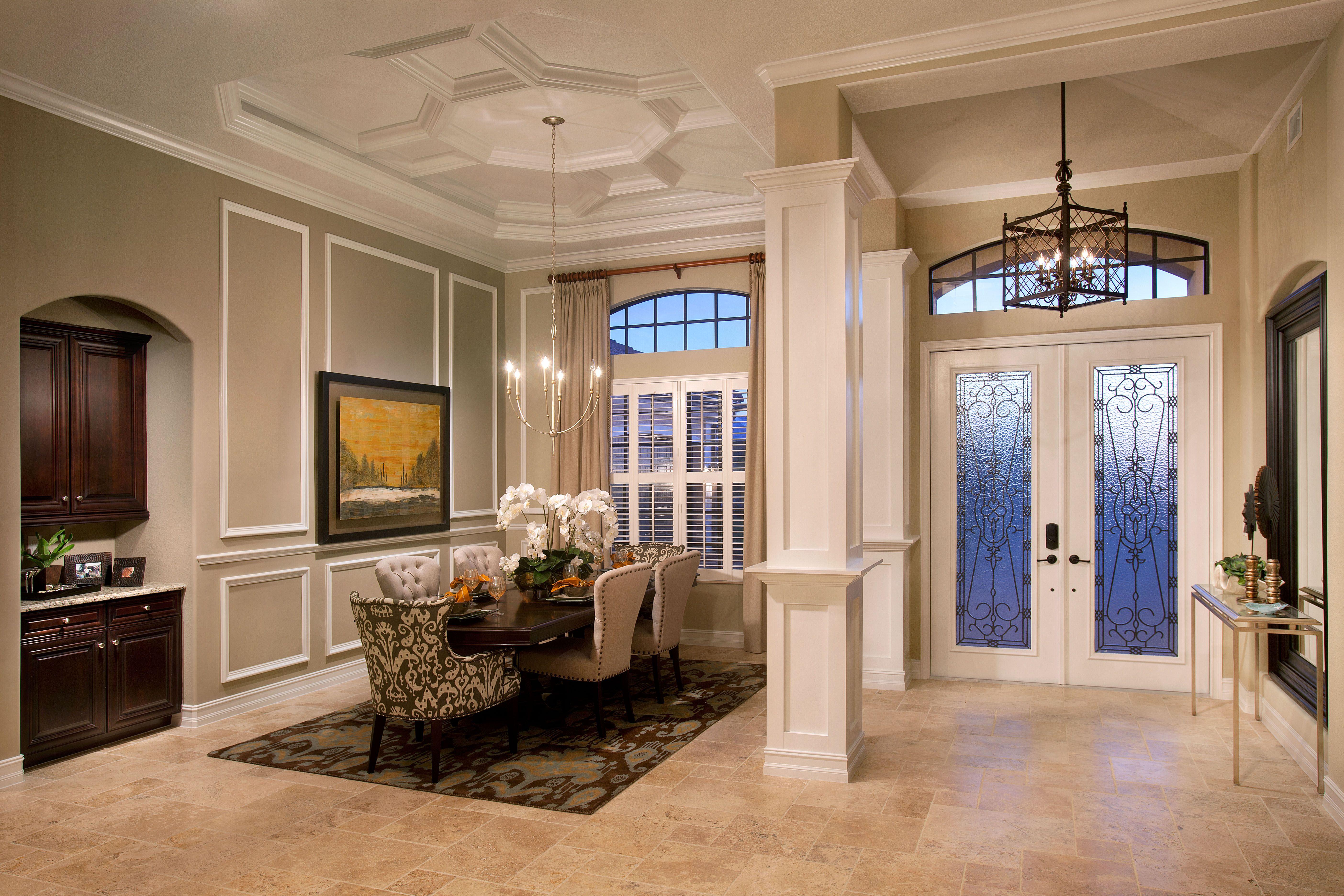 Formal dining room!