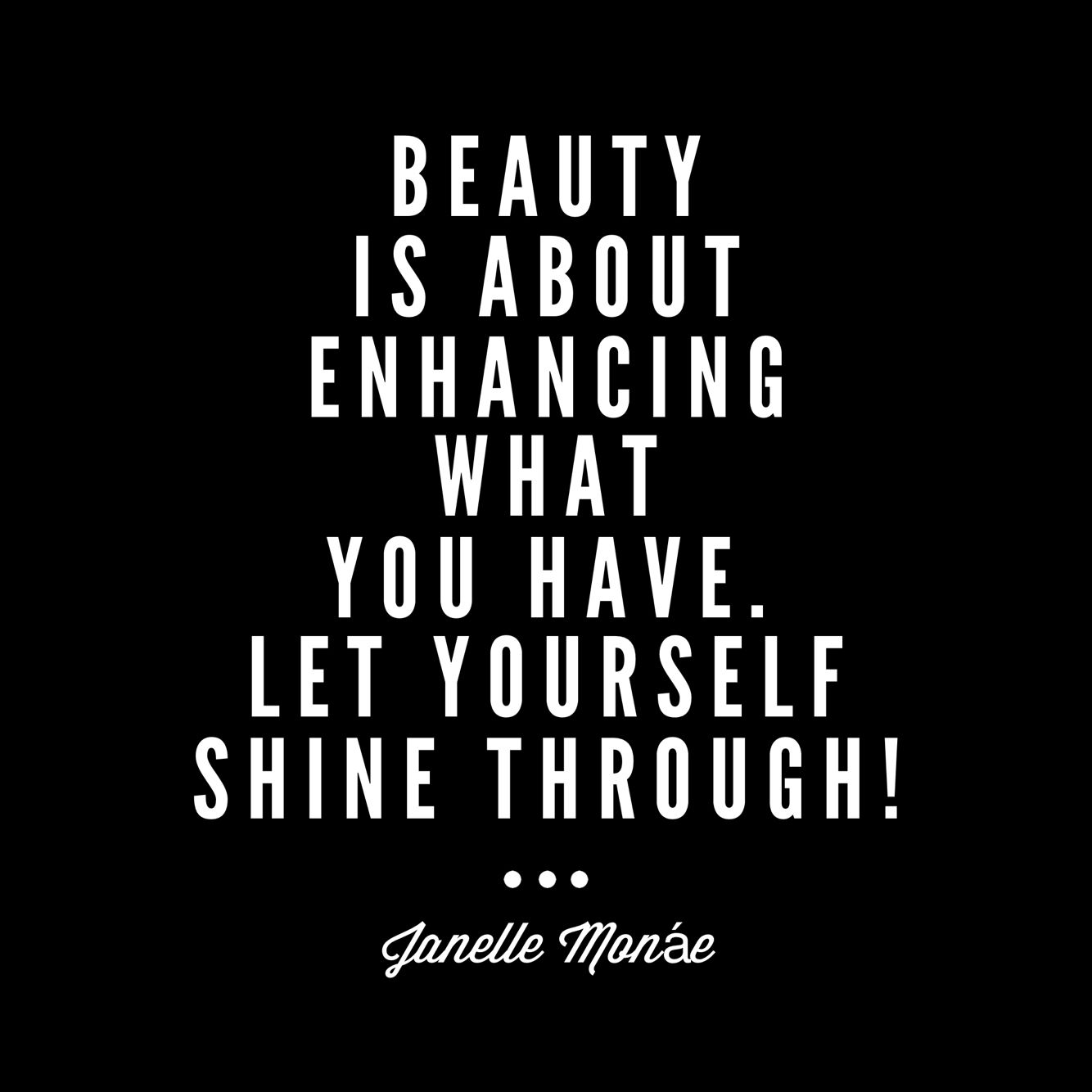 Beauty Is About Enhancing What You Have Lovethat Lash Quotes Lashes Beauty Beauty Quotes
