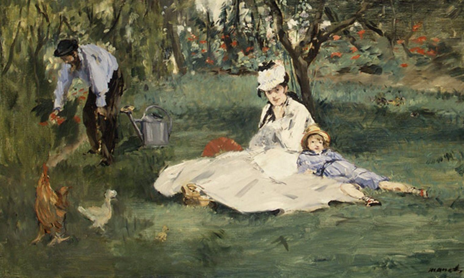 Impressionisme Manet